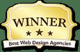 Winner - Best Web Design Agencies